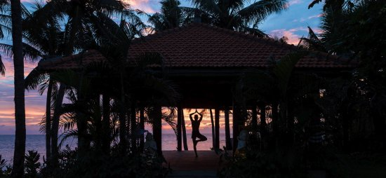 Resort Relax Bali: Yoga & fitness pavilion