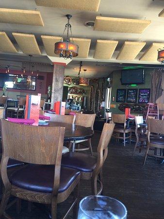 Edmonds, Вашингтон: View of restaurant from our seat