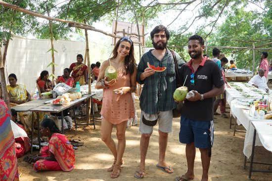 Tour of Auroville - Picture of Maison Perumal, Pondicherry - Tripadvisor