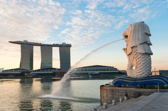Singapore Historical Walking Tour...