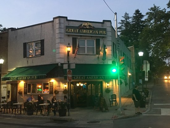 Narberth, PA: The Pub!