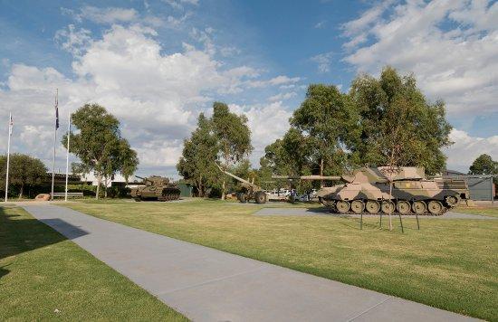 Bendigo, أستراليا: The Memorabilia Garden