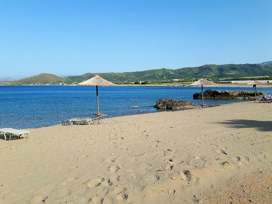 Balos beach restaurant