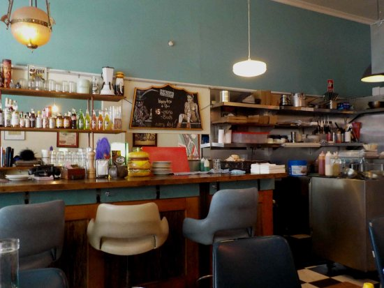 Parlour Diner: The Bar and Kitchen in the Diner