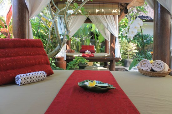 Tunjung Sari Spa Bali: Bali Spa Tunjung Sari
