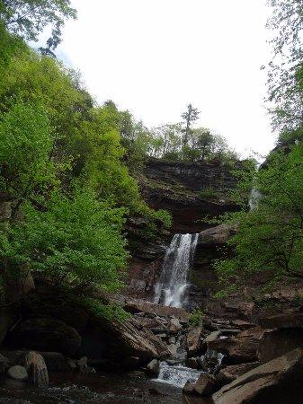 Tannersville, Nova York: Kaaterskill falls in the area