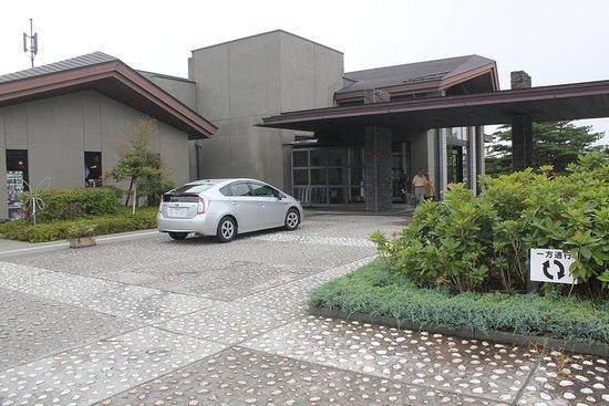 Hotel Harvest Nasu : フロントのある本館