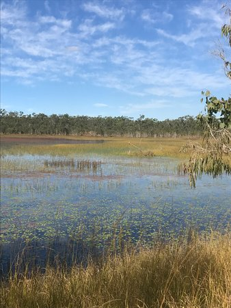 Mareeba, Australia: Lagoon View