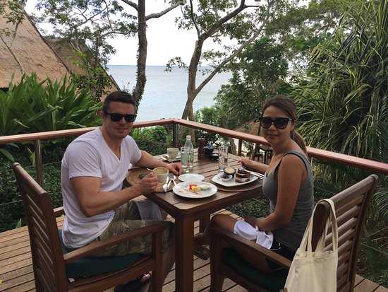 Royal Davui Island Resort: Breakfast