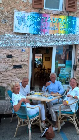 Repas du soir entre amis photo de mon paradis provencal for Menu du soir entre amis