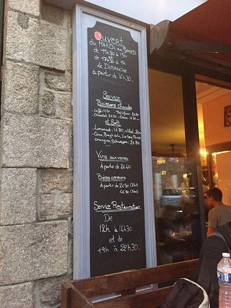 Le nez rouge dinan restaurantbeoordelingen tripadvisor for Le nez rouge dinan