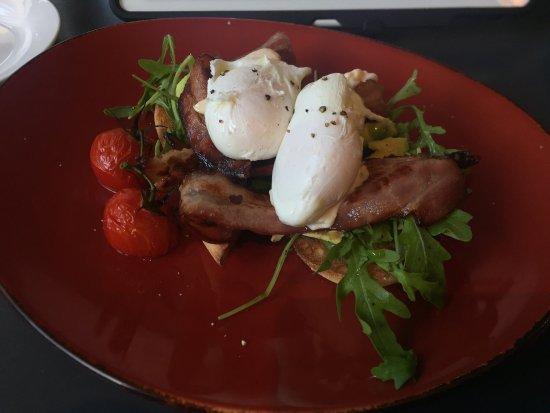 The Sebel Quay West Brisbane : Breakfast at the Sebel