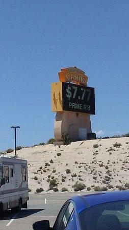 Campo, CA: $7.77 Prime Rib