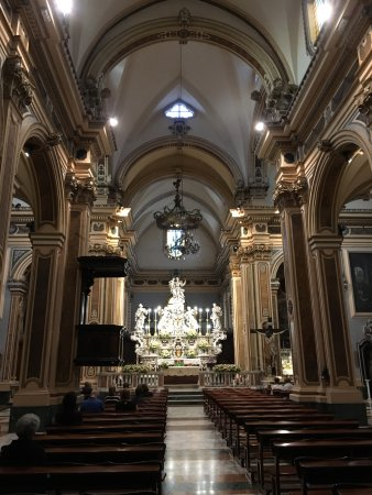 Maglie: Cattedrale interno