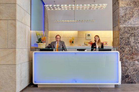 Best Western Premier Hotel Royal Santina : Reception