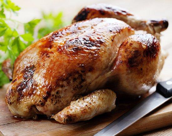 polli allo spiedo da asporto