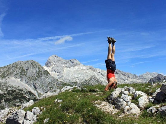 Bohinjsko Jezero, Σλοβενία: hike&yoga Bohinj, go BACK TO NATURE go-YOGA Bohinj