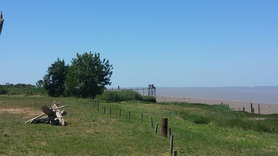 Saint-Christoly-Medoc, Prancis: Les bords de Gironde