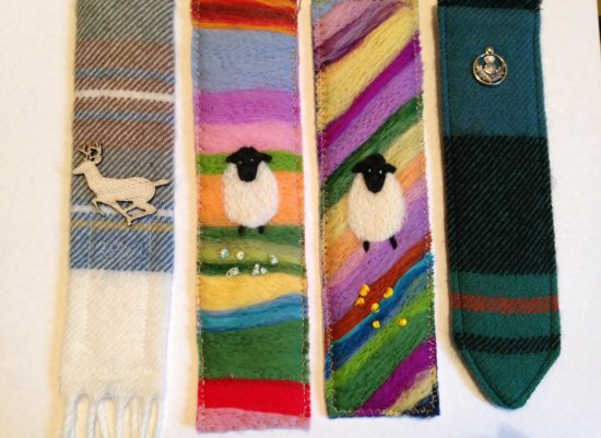 West Linton, UK: Now selling local handmade goods