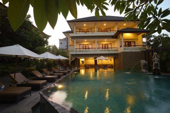 Sri Phala Resort & Villa: Superior room view