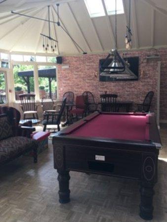 Clare, UK: Sports Lounge