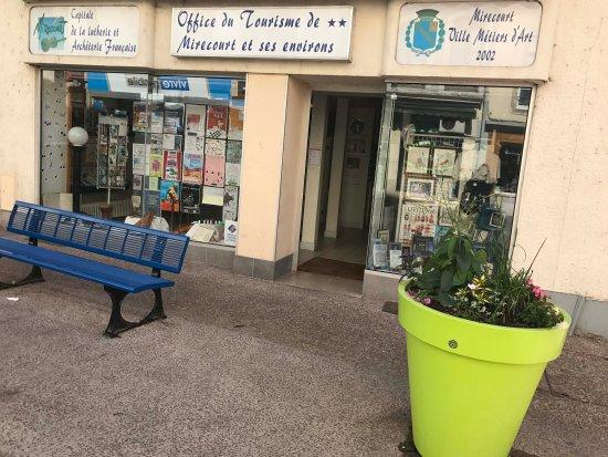 Office de tourisme Mirecourt et ses environs