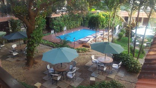Protea Hotel by Marriott Dar es Salaam Courtyard: 20170616_083520_large.jpg