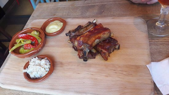 Food Story: 500 grams of ribs