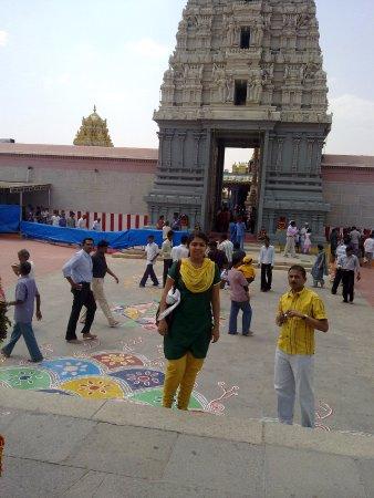 Sri Balaji Mandir: Main Entrance