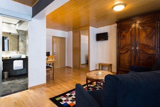 Hotel llop gris el tarter andorra opiniones for Habitacion familiar andorra