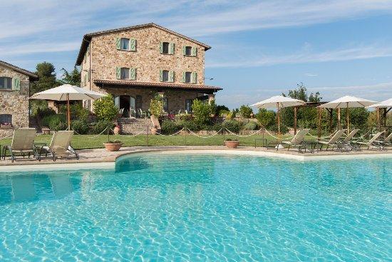 La Palazzetta del Vescovo: swimming pool