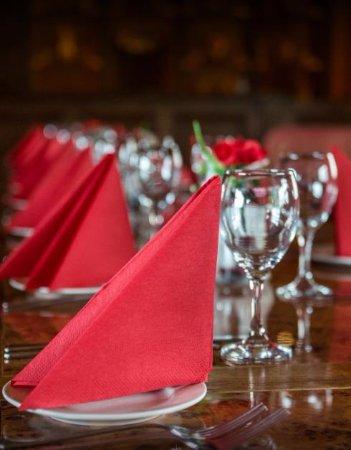 Tramore, Irlanda: Mol's Table Layout