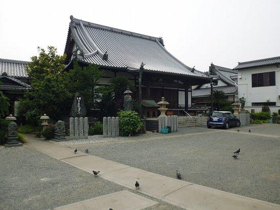 Hensho-in Temple