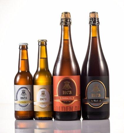 """Cervezas 1973 König"""