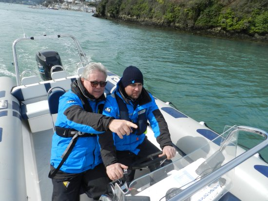 Salcombe, UK: RYA Powerboat Level 2 Course