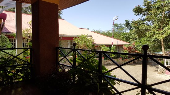 Migori, Kenya: View from the veranda