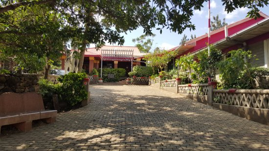 Migori, เคนยา: Hotel drive