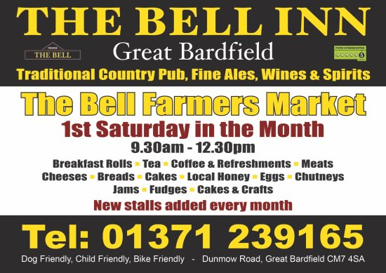Great Bardfield, UK: one of our popular events we put on for the community