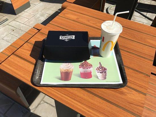McDonald's Bressuire
