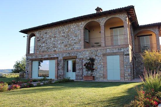 San Venanzo, Italien: Fattoria di Monticello - l'agriturismo