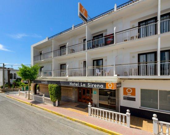 Apartahotel la sirena sant antoni de portmany recenze for Appart hotel 57