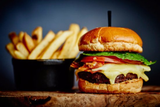 THE STEAKHOUSE BURGER