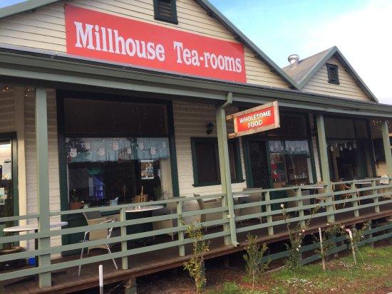 Millhouse Tea Rooms Pemberton