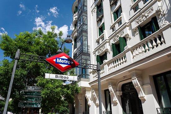 Hotel one shot luchana 22 madrid espa a opiniones y for One shot hotel