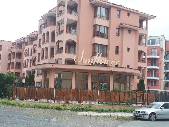 Apartment Complex Corsica