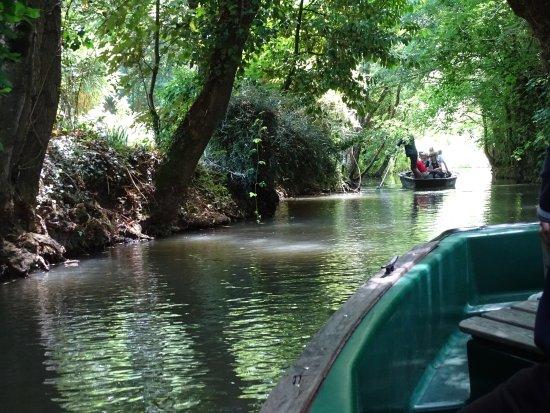 Magne, ฝรั่งเศส: Au fil de l'eau...