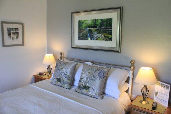 Llandogo, UK: Daffodil room