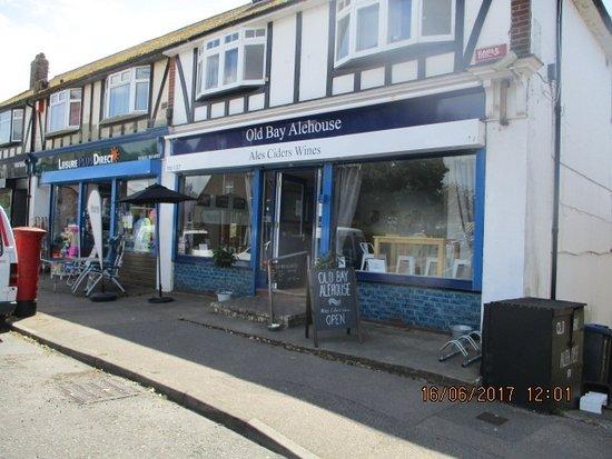 Birchington, UK: Front Entrance