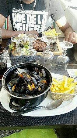 Quiberville, Γαλλία: Snapchat-1267917188_large.jpg