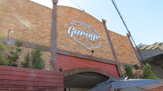Paradise Garage: Fachada
